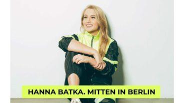 Hanna Batka: fröhliche Popmusik – mitten aus Berlin