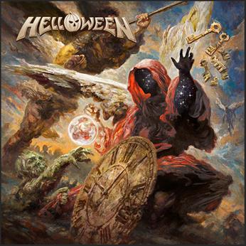Helloween kündigen Tour 2022 mit Hammerfall an und enthüllen Coverartwork