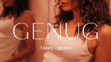 Wie ein Tagebucheintrag Mandy Capristo wieder zum Glück verhalf
