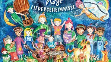 Rolf Zuckowski & Sarah Settgast: Rolfs Liedergeheimnisse als Bilderbuch