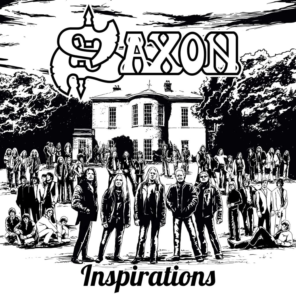 Saxon suchen den Weg zurück zu ihren Wurzeln – zwiespältig aber ehrlich
