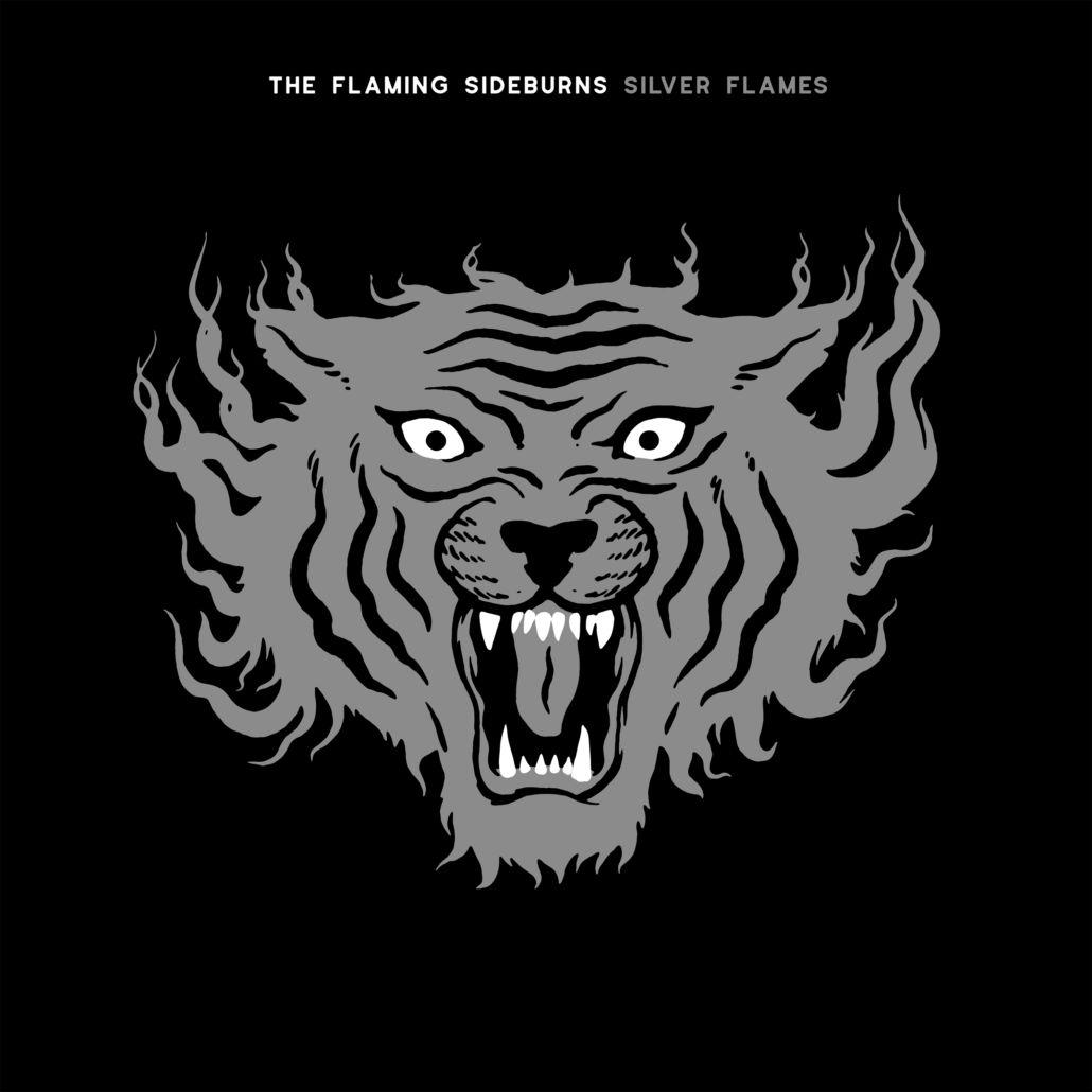 The Flaming Sideburns: Zurück ins und aus dem Zurück – Alles geil!