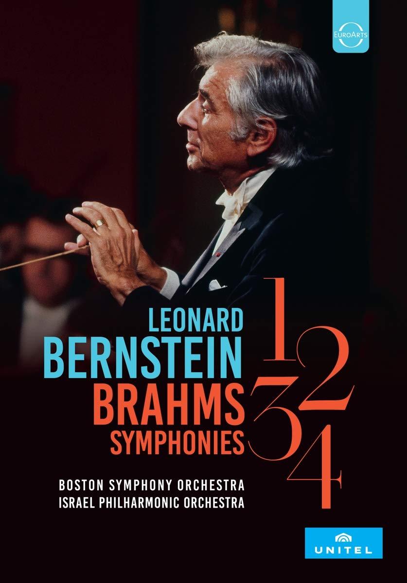 Leonard Bernstein dirigiert die Sinfonien von Johannes Brahms
