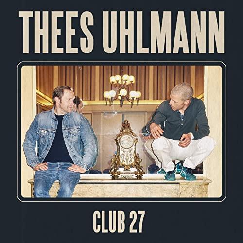 """Thees Uhlmann: Benjamin von Stuckrad-Barre schrieb die Single """"Club 27"""""""