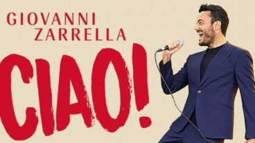 """Giovanni Zarrella: """"Ciao!"""" – wenn ein Popstar die Seite wechselt"""