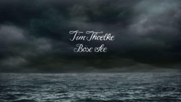 """Tim Thoelke gibt sein Debüt als Solokünstler: """"Böse See"""""""