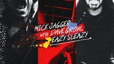 """Mick Jagger und Dave Grohl veröffentlichen gemeinsamen Song """"Eazy Sleazy"""""""