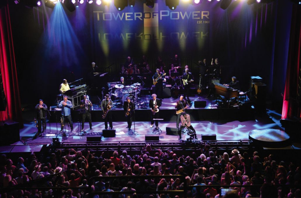Tower of Power: 50 Years of Funk & Soul. Live at the Fox Theater – Oakland