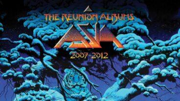 Asia: Eine Box mit den Reunion-Alben 2007 bis 2012