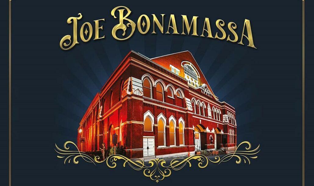 Joe Bonamassa: live aus dem Wahrzeichen Nashvilles