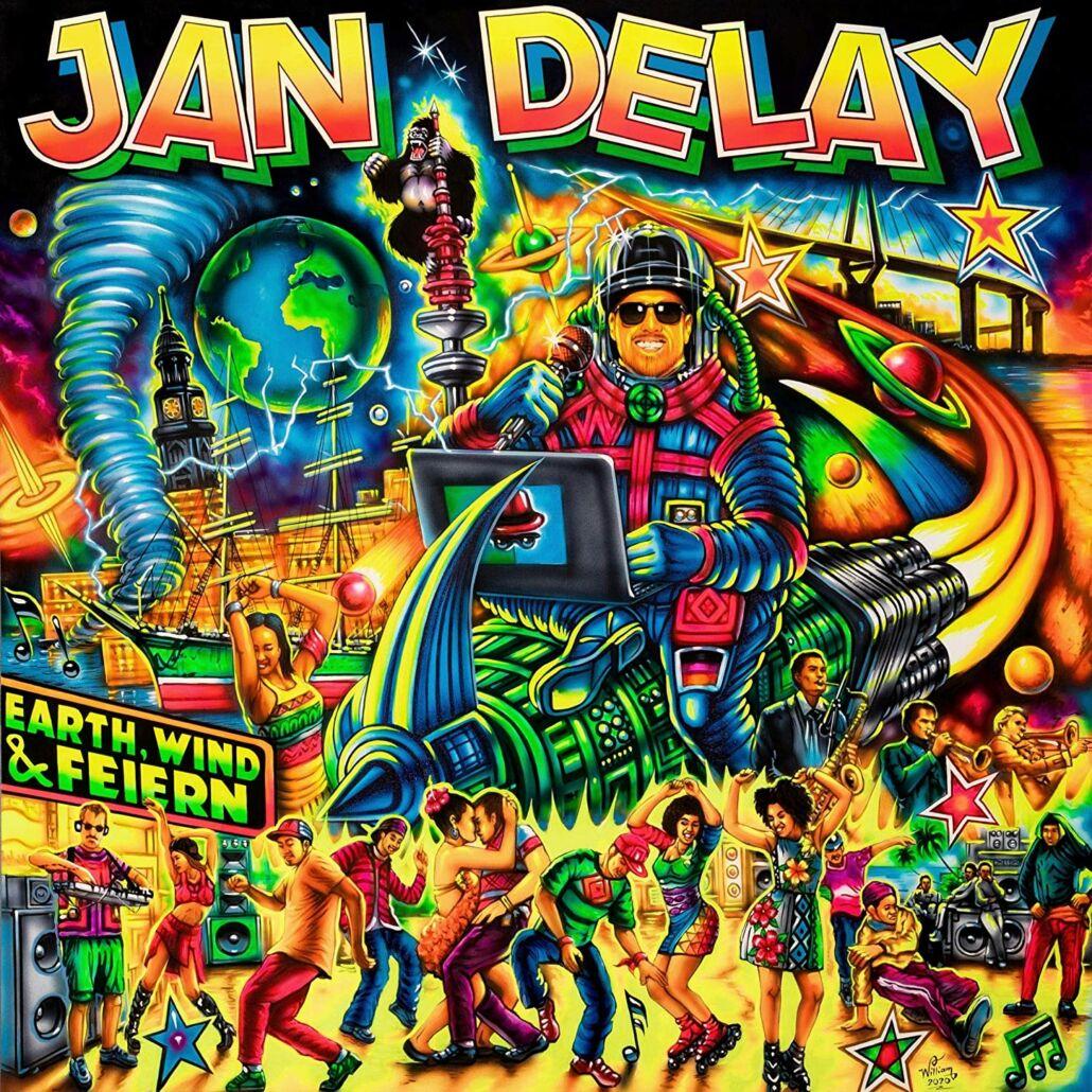 "Jan Delay: ""Earth, Wind & Feiern"" – hoffentlich wird es bald wahr"