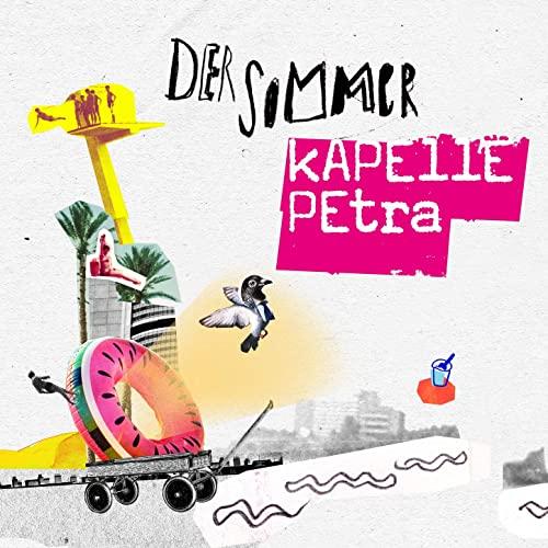 """Kapelle Petra liefern mit """"Der Sommer"""" die 2. EP der Jahreszeiten-Sammlung"""