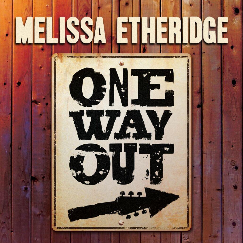 """Melissa Etheridge kündigt ihr neues Album """"One Way Out"""" für den 17.9. an"""