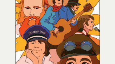 """The Beach Boys: """"Feel Flows"""" feiert die Ära 1969 bis 1971"""