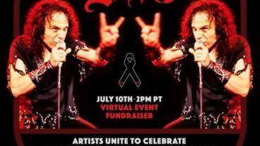 Ronnie James Dio: Geburtstag wird mit virtuellem Fundraiser gefeiert