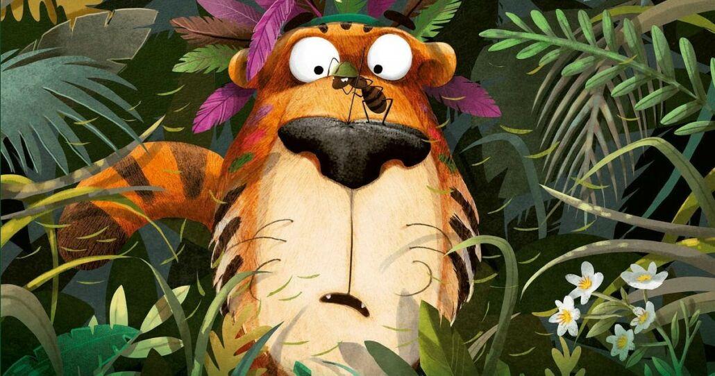 """""""Der Achtsame Tiger"""" – ein Musik-Hörspiel für die ganze Familie"""