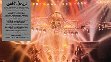 "Motörhead: ""No Sleep 'Til Hammersmith"" als Deluxe Edition zum 40jährigen"