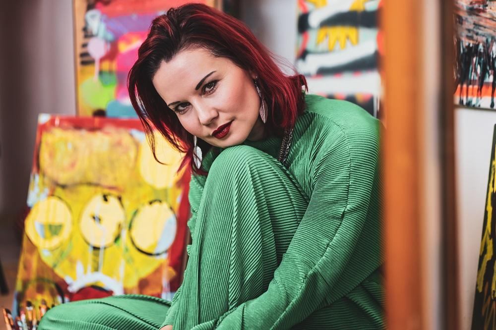 """Sarah Straub redet """"Tacheles"""" – ihr erstes deutschsprachiges (Mini)Album"""