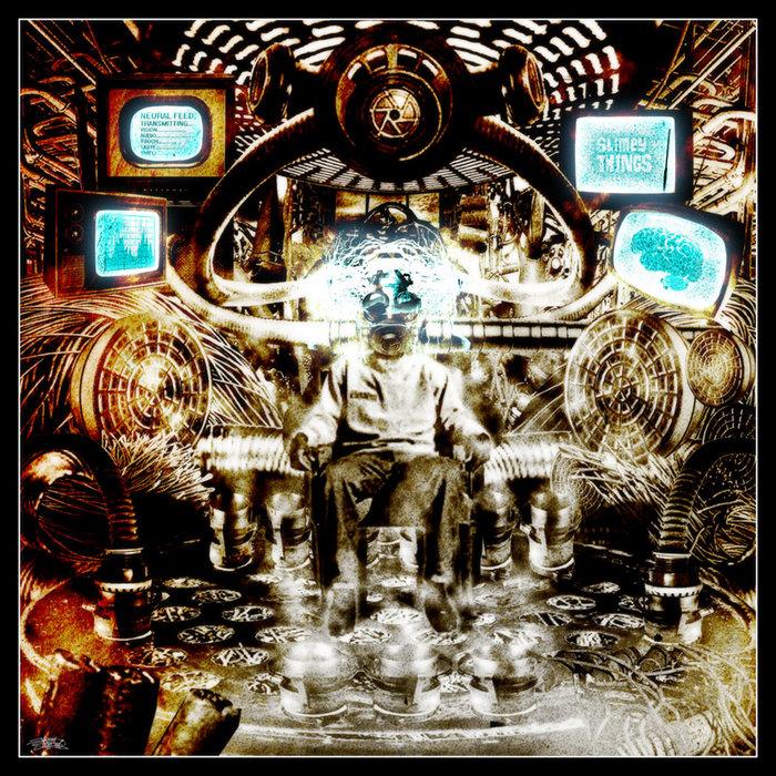Slimey Things: Humanoides Re-Release von Musikent-/verrückten