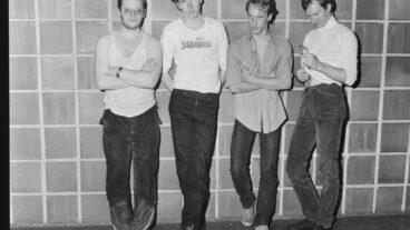 Die New Wave Kultband DE PRESS veröffentlichen zwei Re-Releases