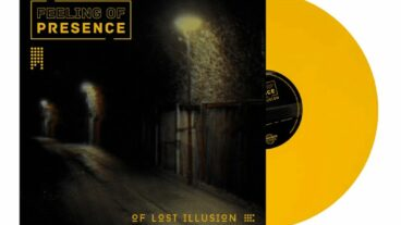 Dark Instrumental Rock Größe Feeling Of Presence kündigt Debüt an.