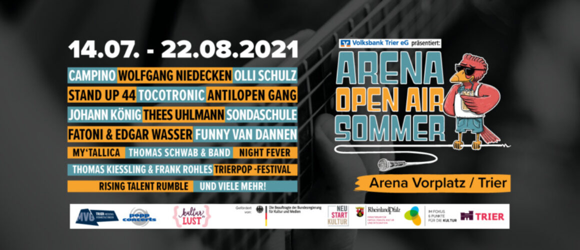 Arena_Open Air Sommer