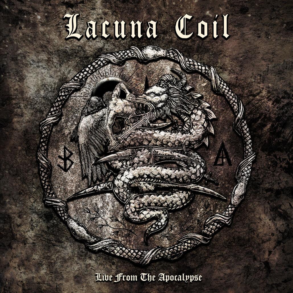 Lacuna Coil präsentieren Quarantäne-Live-Album