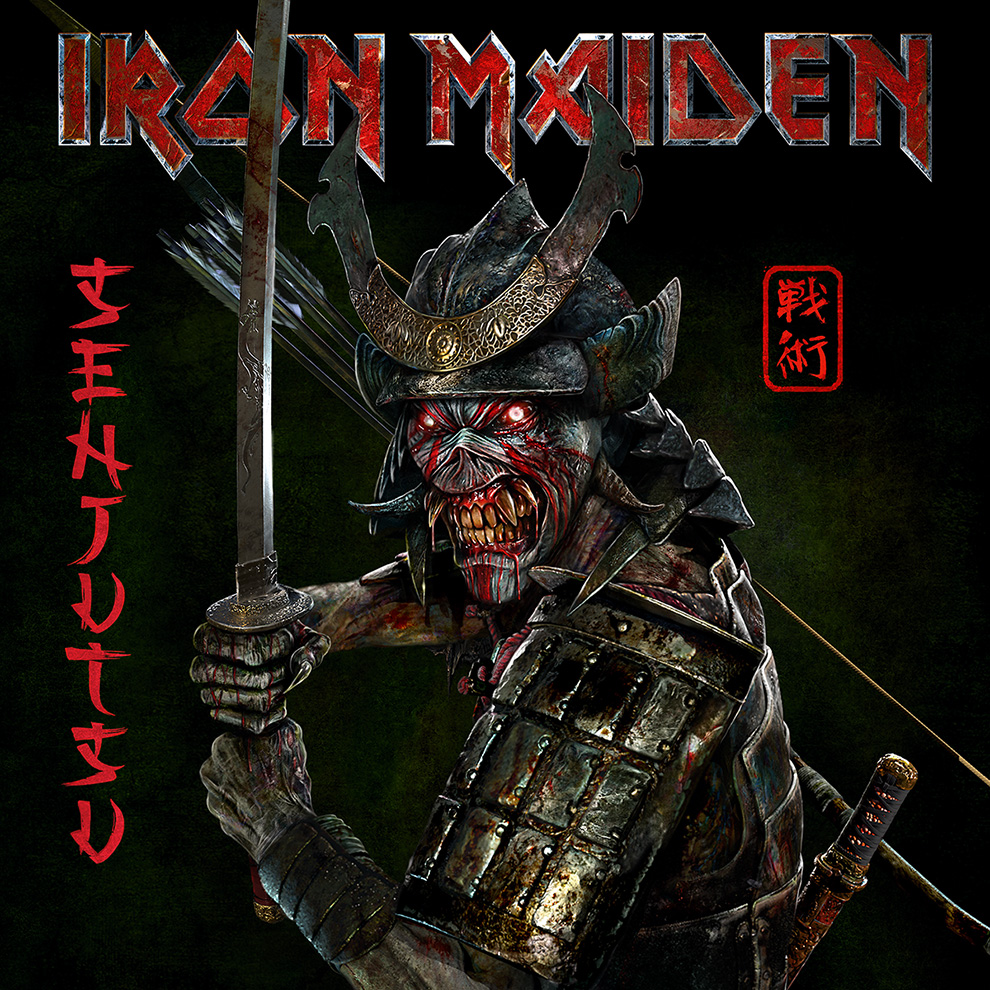 "Iron Maiden: Brandneues Doppelalbum ""Senjutsu"""