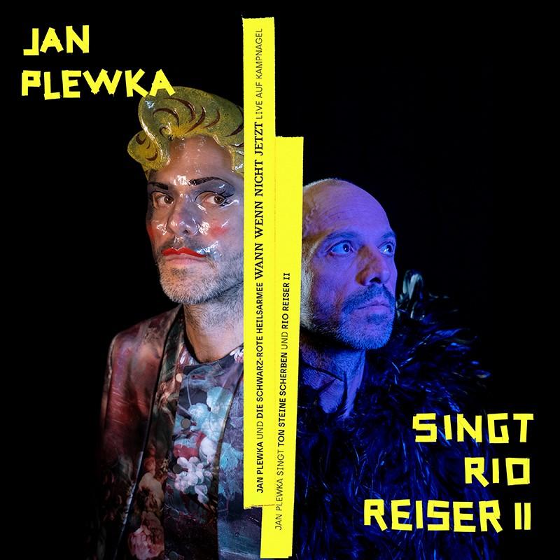 Vor 25 Jahren starb Rio Reiser – Jan Plewka feiert sein Lebenswerk