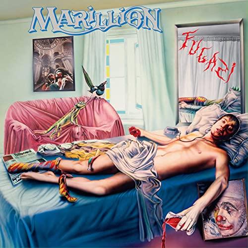 """Marillion veröffentlichen ihr Erfolgsalbum """"Fugazi"""" neu als Deluxe Edition"""