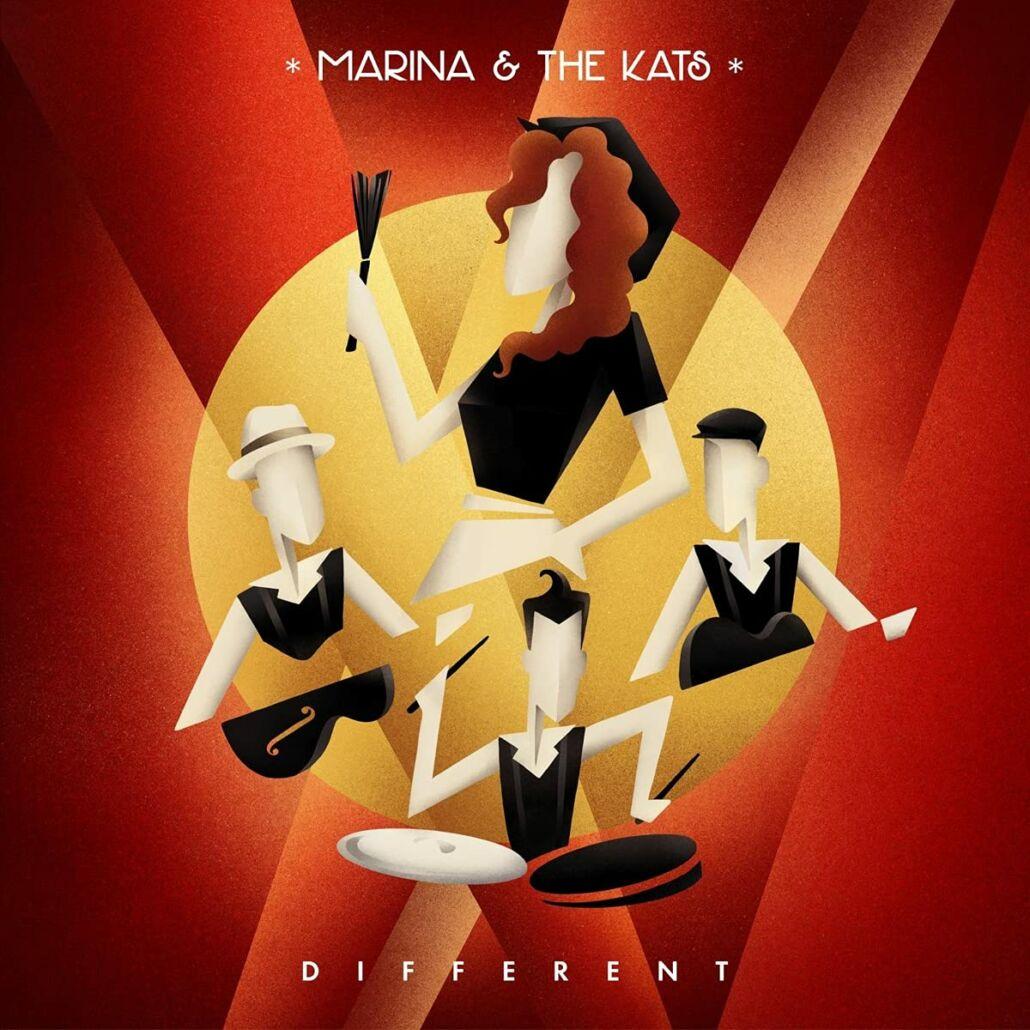 Marina & The Kats: Die Stimmungen der Großstadt und der Beat des Swing