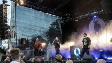Punk und Hip-Hop: Die Antilopen Gang beim Arena Open Air Sommer in Trier