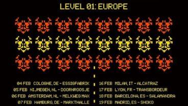 HAKEN geben Haken Invasion 2022 Europe Tourdaten bekannt