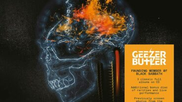 Geezer Butler: Das Solo-Gesamtwerk des Heavy Metal Urgesteins