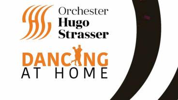 """Das Orchester Hugo Strasser veröffentlicht """"Dancing At Home"""""""