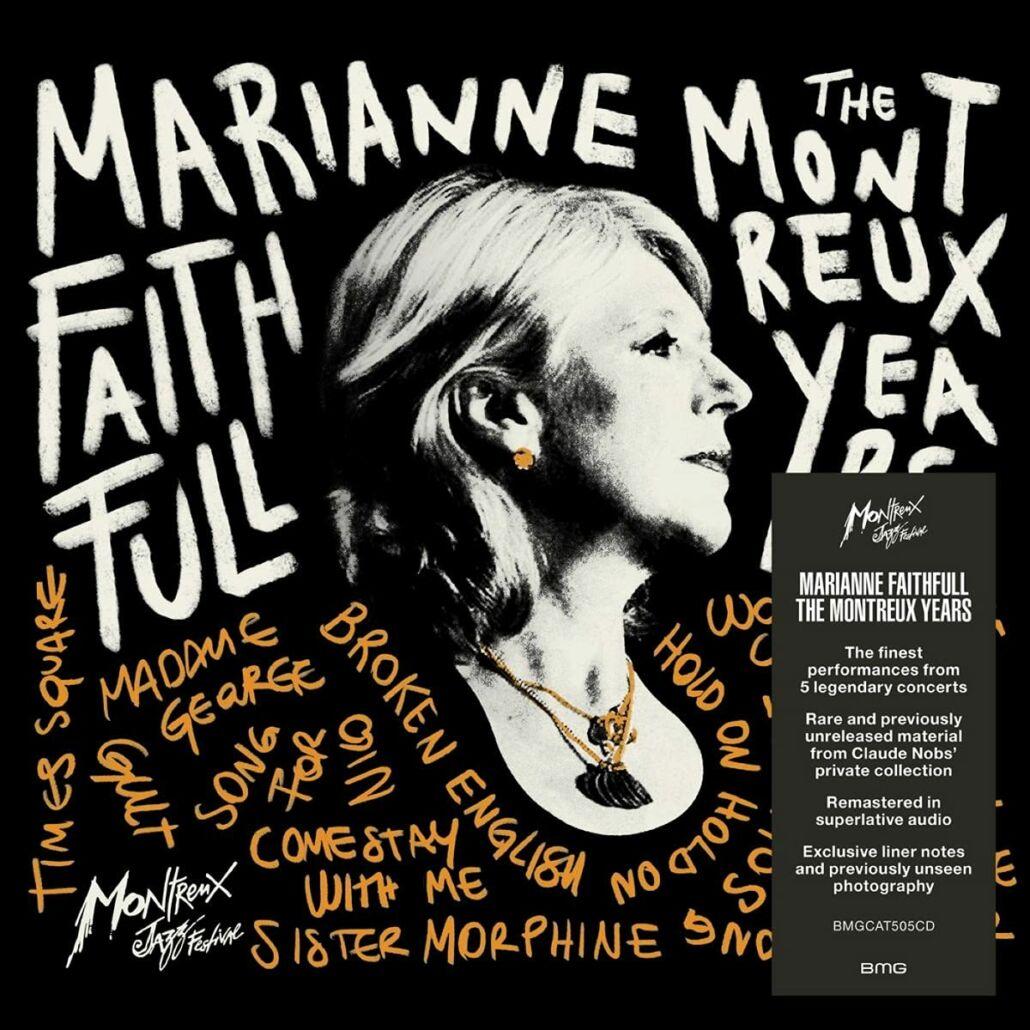 """""""The Montreux Years"""" – Livealben von Marianne Faithfull und Muddy Waters"""