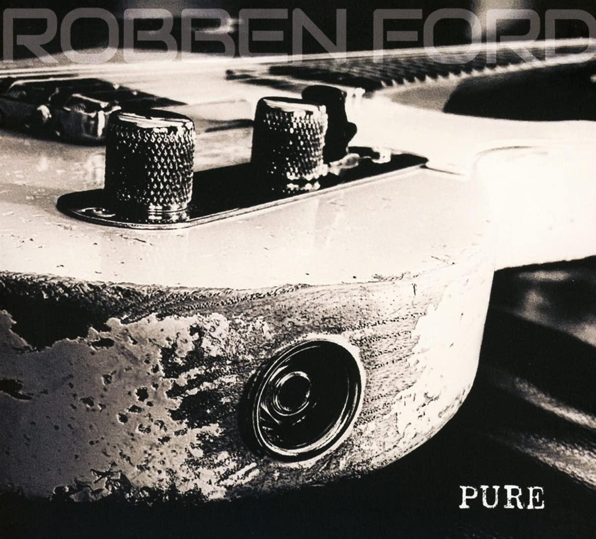 """Ein instrumentales Album zeigt den """"puren"""" Robben Ford"""