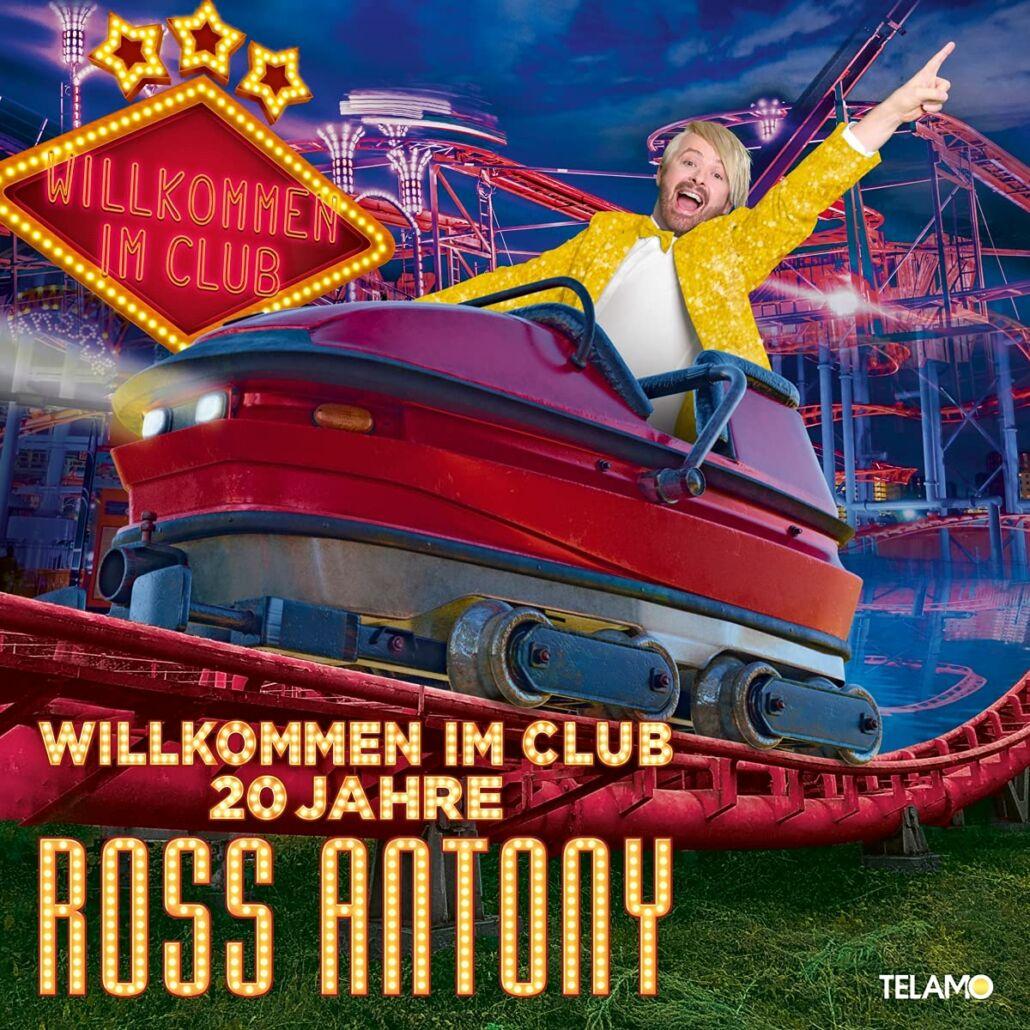 Ross Antony – seit 20 Jahren im Schlagerhimmel
