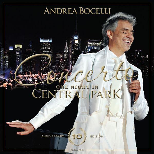 """Andrea Bocelli: """"Concerto: One Night in Central Park"""""""