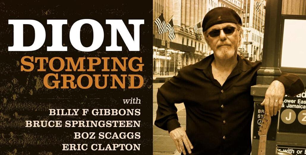 Dion: Kollaborationen mit Eric Clapton, Mark Knopfler, Bruce Springsteen