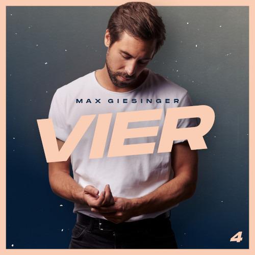 Max Giesinger veröffentlicht neues Album VIER