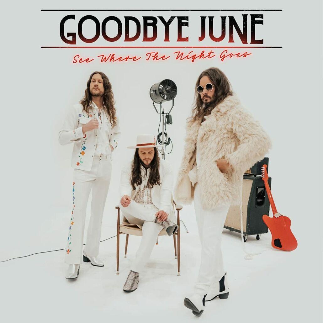 """Goodbye June aus Nashville mit neuer Single """"Step Aside"""""""