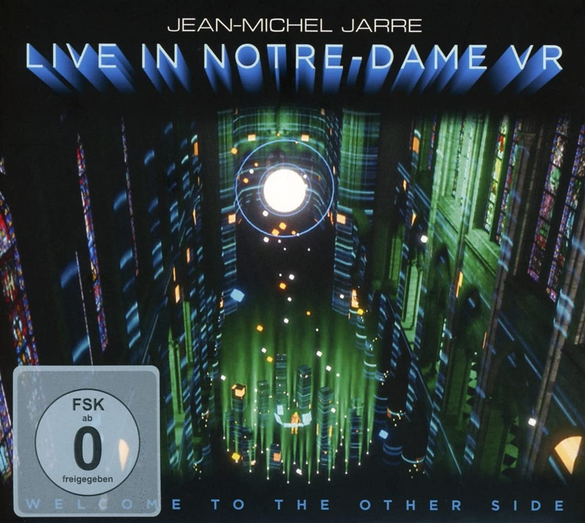 """Jean-Michel Jarre: Das Virtual Reality Konzert """"Welcome To The Other Side"""""""