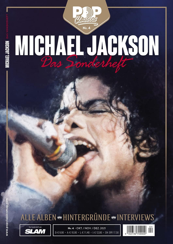 "Michael Jackson – das Sonderheft ""Pop Classics"" Nummer 4"