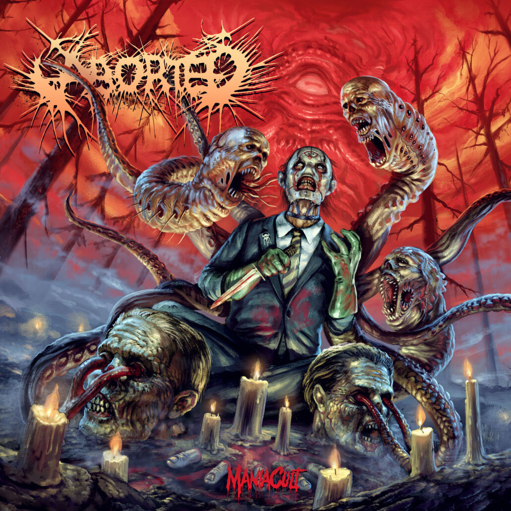 Aborted: Knüppel aus dem Sack – Todesmetall at it's best