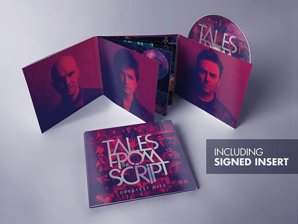 "THE SCRIPT verkünden Greatest Hits-Album ""Tales From The Script"""