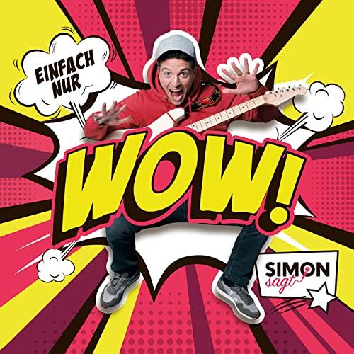 """Simon sagt: """"Einfach nur wow!"""""""