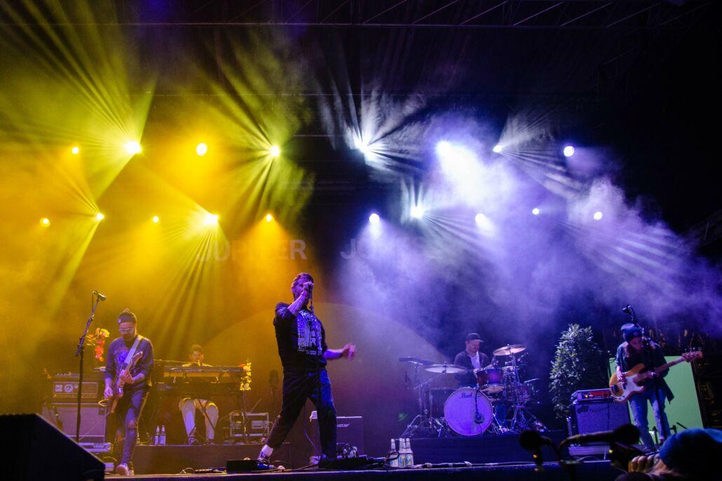 Reeperbahn Festival 2021 – Fotos von Jupiter Jones und St. Arnaud