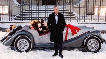 """Roland Kaiser: Album """"Weihnachtszeit"""" und Biografie """"Sonnenseite"""""""