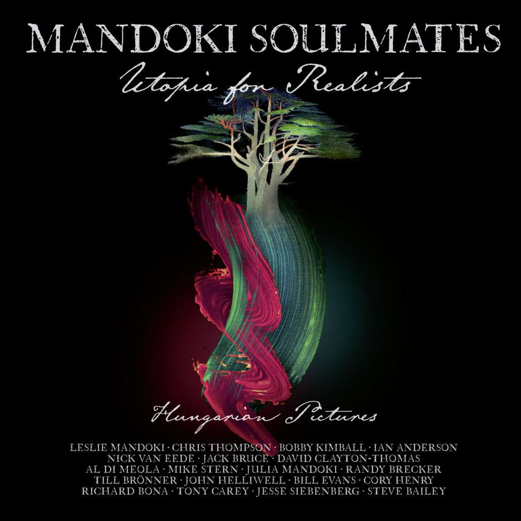Mandoki Soulmates: Überwältigendes Klassik-Jazz-Rock-Crossover-Album